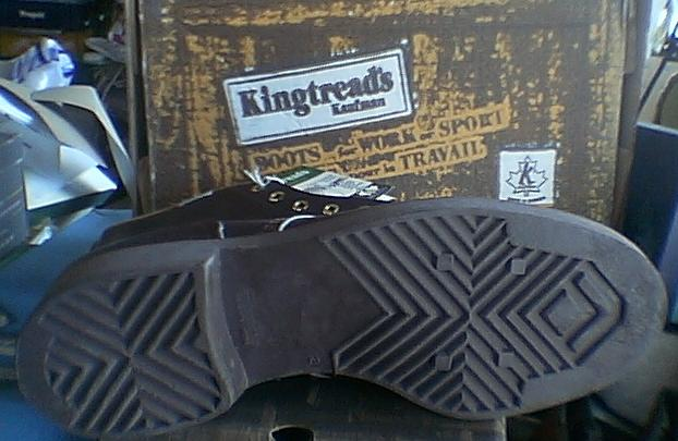 Shoe King Kingtread Safety Shoes And Boots