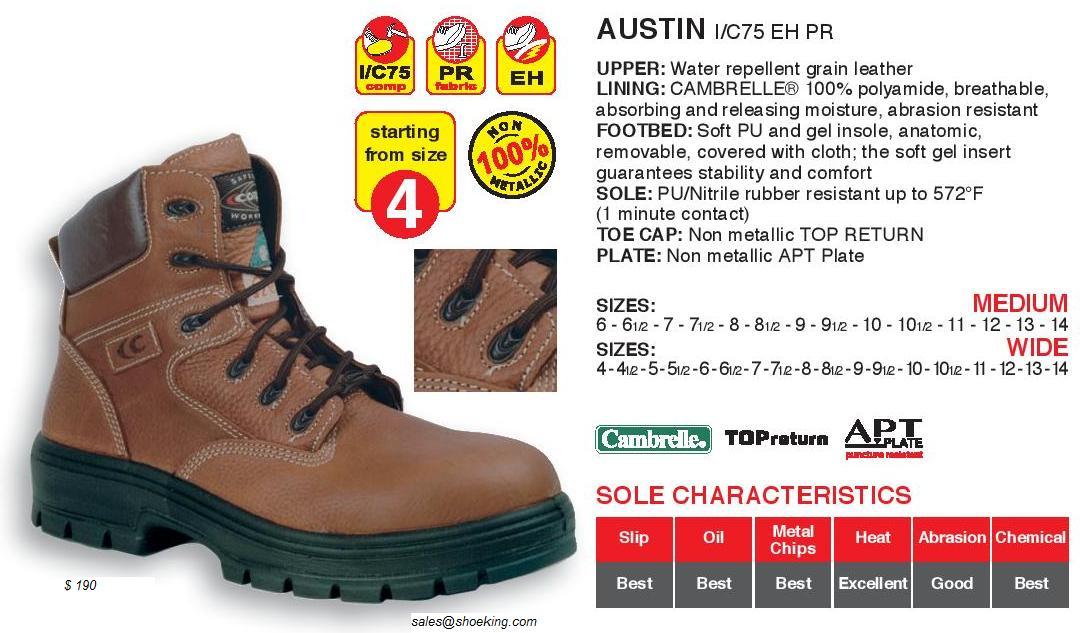 9748585824c Shoe King - Cofra 6